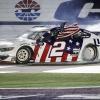 Brad Keselowski wins at Charlotte Motor Speedway - NASCAR Cup Series