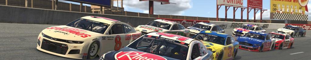 NASCAR iRacing TV Ratings: May 9, 2020 (North Wilkesboro Speedway)