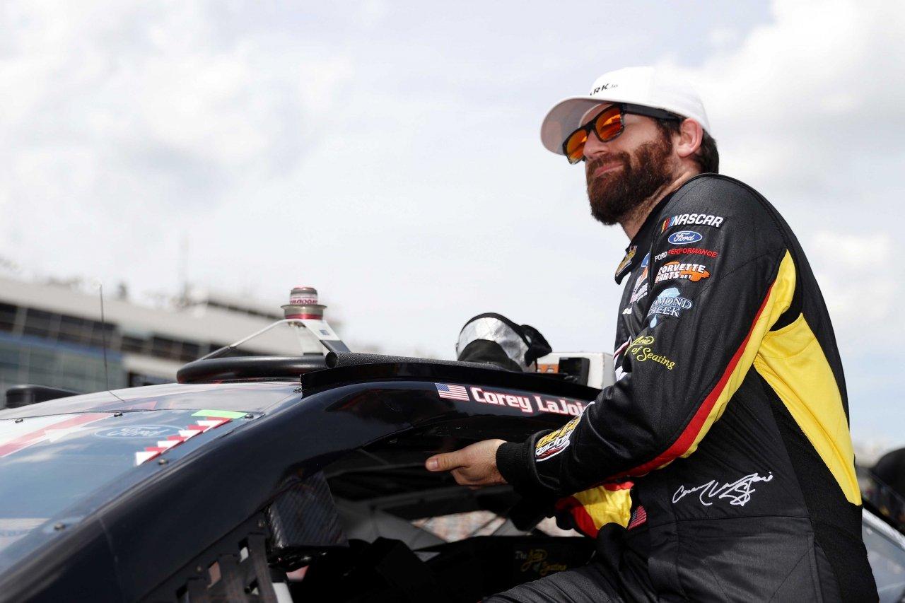 Corey LaJoie - NASCAR driver