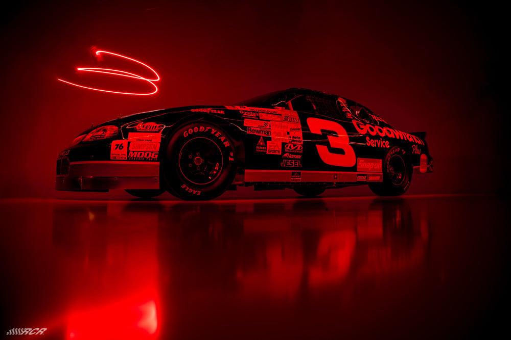 Dale Earnhardt #3 - NASCAR Winston Cup Series