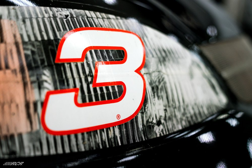 Dale Earnhardt #3 sticker