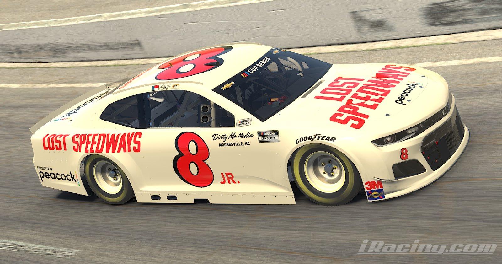 Dale Earnhardt Jr - North Wilkesboro Speedway