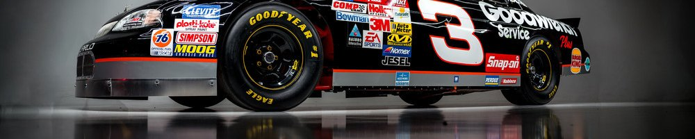Dale Earnhardt race car sold at auction