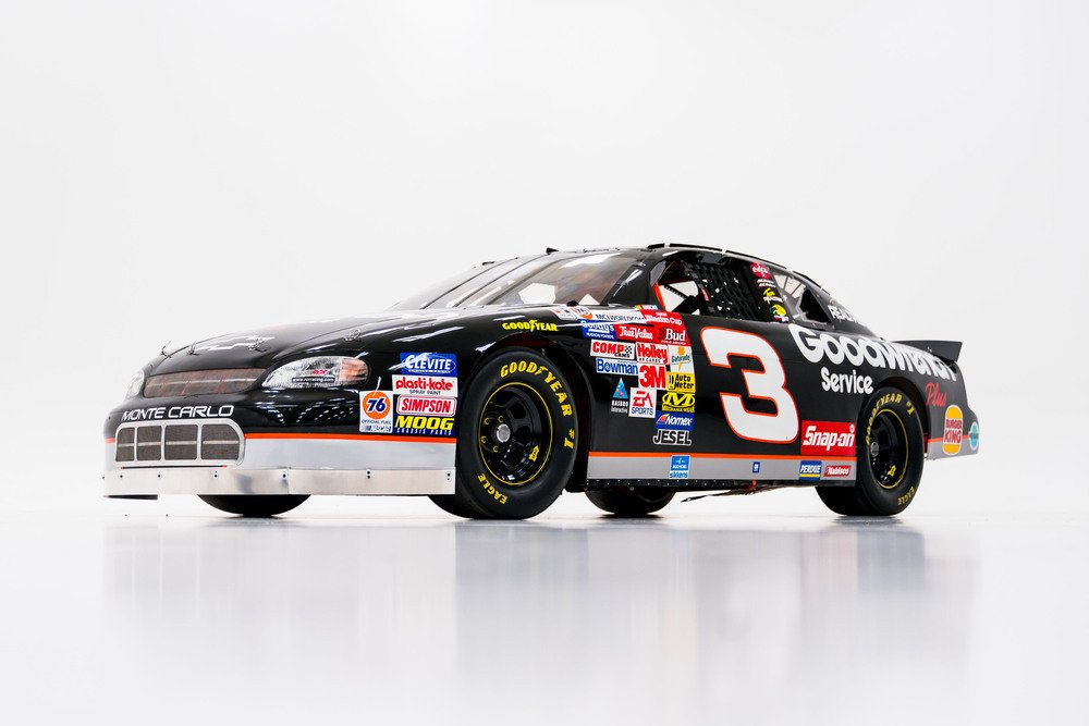 Dale Earnhardt Sr race car