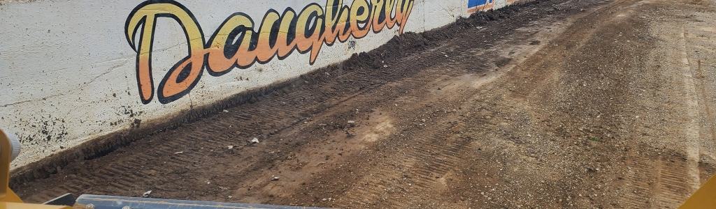 Indiana dirt track owner calls for Sheriff's resignation after barricades block his track; Sheriff responds