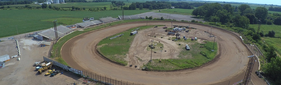 Indiana race track to open grandstands to defend constitutional rights; Event sold out