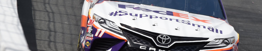 Charlotte Penalty Report: May 24, 2020 (NASCAR Cup Series)