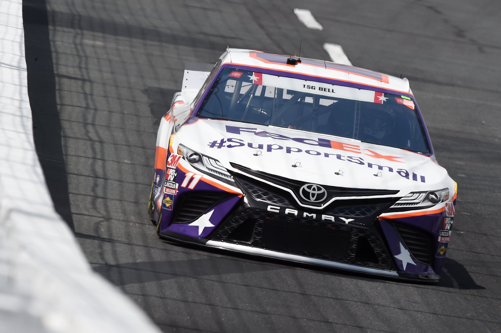 Charlotte Penalty Report: May 24, 2020 (NASCAR Cup Series) - Racing News
