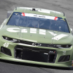 Jimmie Johnson at Charlotte Motor Speedway - Coca-Cola 600
