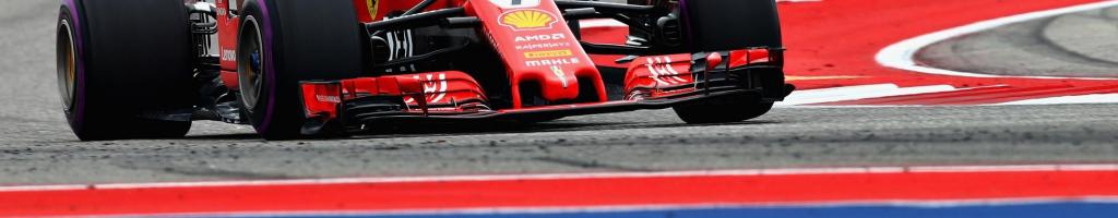 Ferrari sent Kimi Raikkonen his old F1 racecar