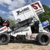 Kyle Larson - World of Outlaws - Dirt Sprint Car
