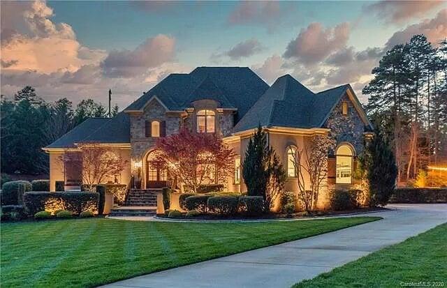 Kyle Larson house