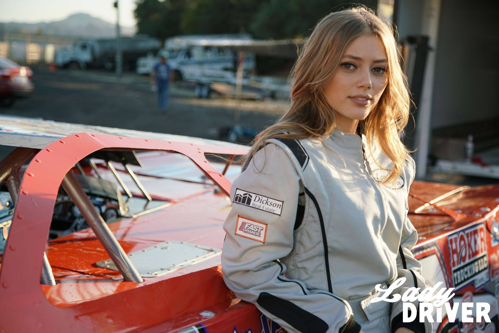 Nascar Racing Games >> Lady Driver: Dirt racing movie features real-world dirt late model stars - Racing News