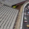 NASCAR Cup Series at Charlotte Motor Speedway - Empty Grandstands