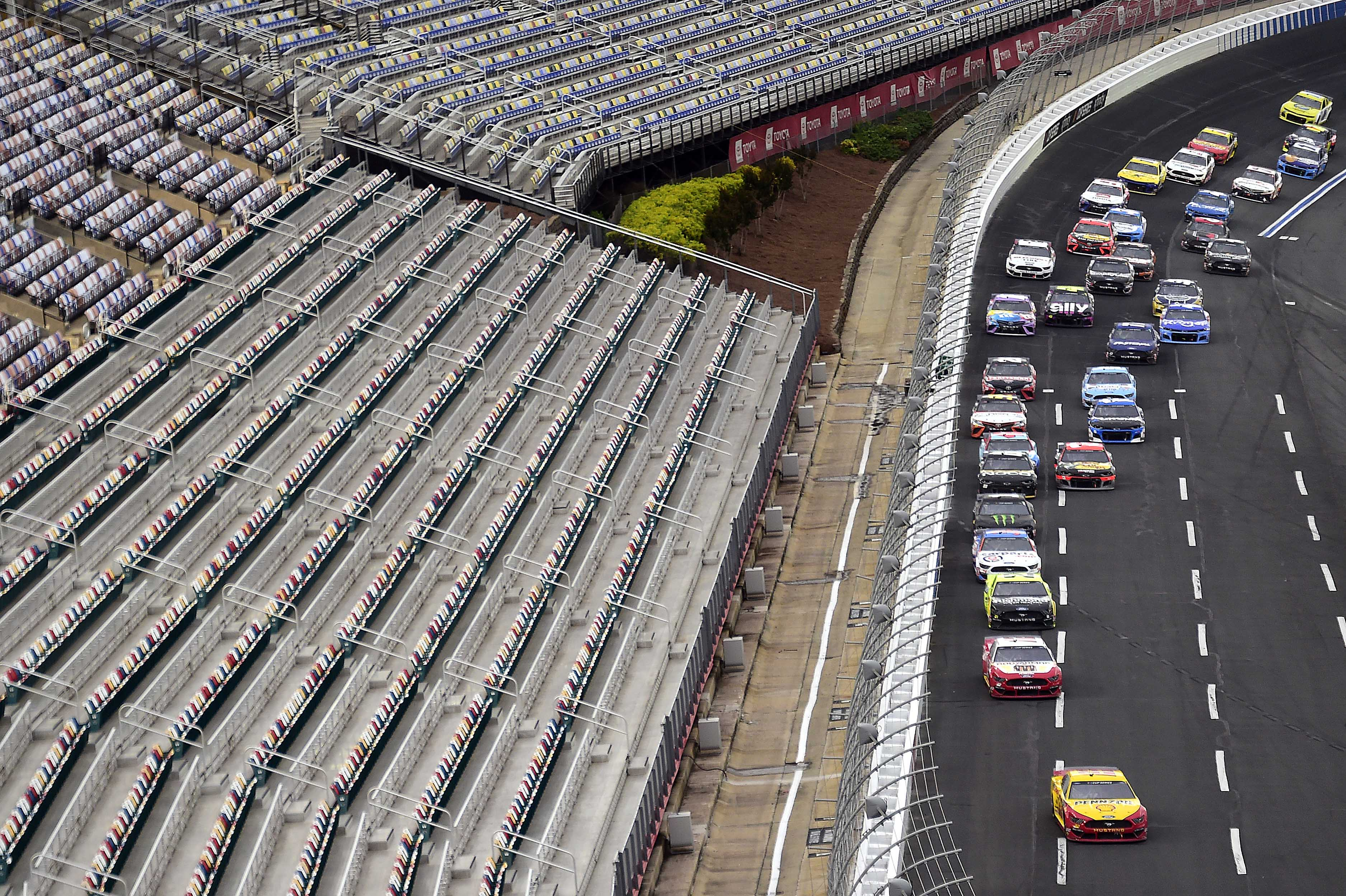 Charlotte Race Results: May 28, 2020 (NASCAR Cup Series) - Racing News
