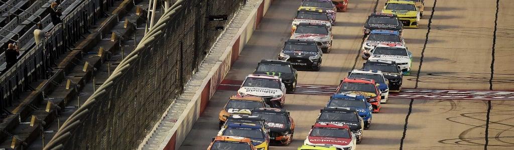 Darlington Race Results: May 20, 2020 (NASCAR Cup Series)