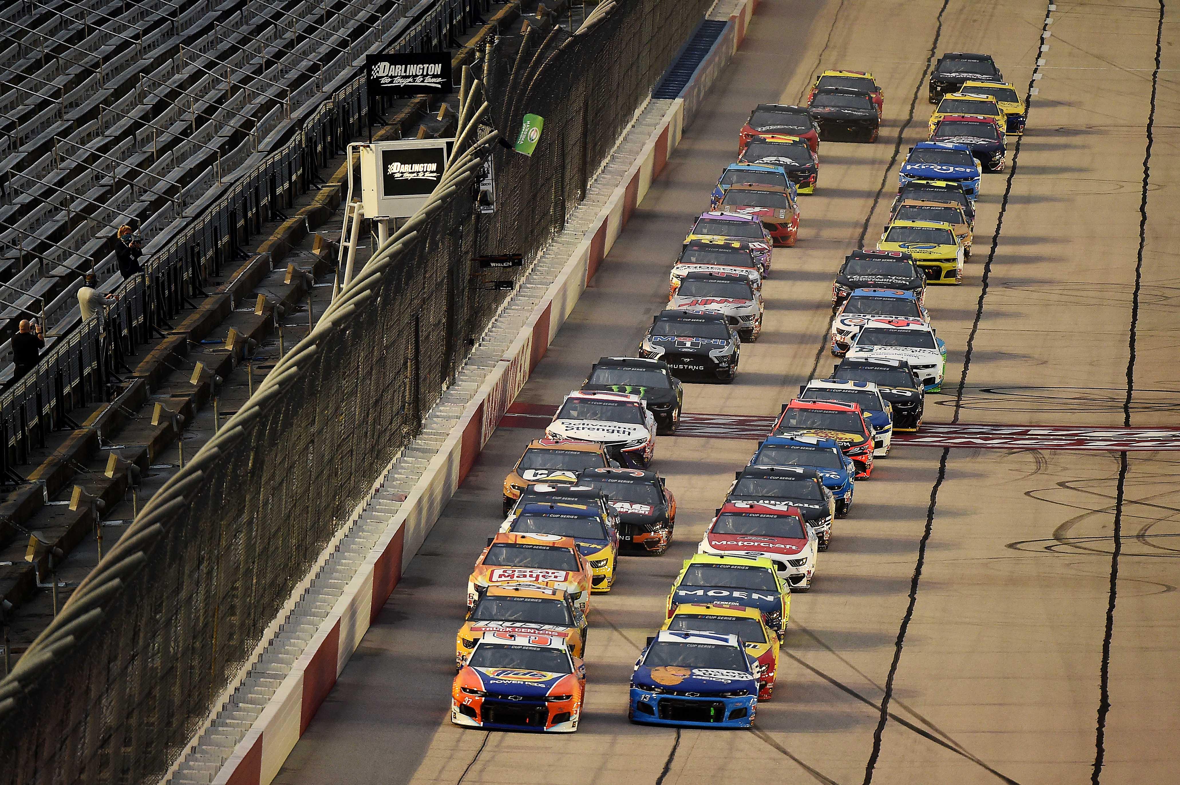 Darlington Race Results: May 20, 2020 (NASCAR Cup Series) - Racing News