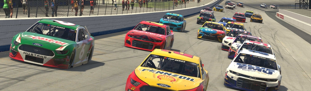 NASCAR iRacing Results: May 3, 2020 – Dover International Speedway