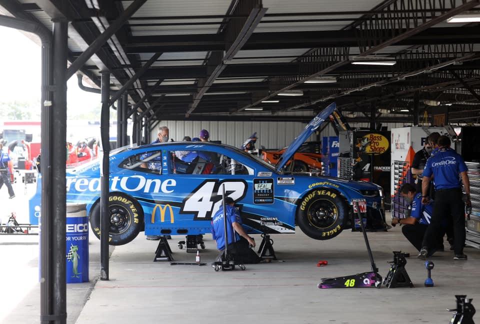 NASCAR Garage - Matt Kenseth