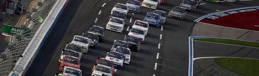 Charlotte Starting Lineup: May 2021 (NASCAR Truck Series)