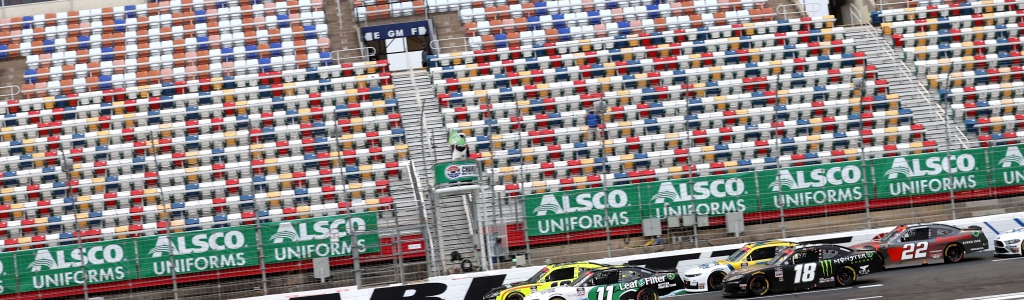 Charlotte Race Results: May 25, 2020 (NASCAR Xfinity Series)
