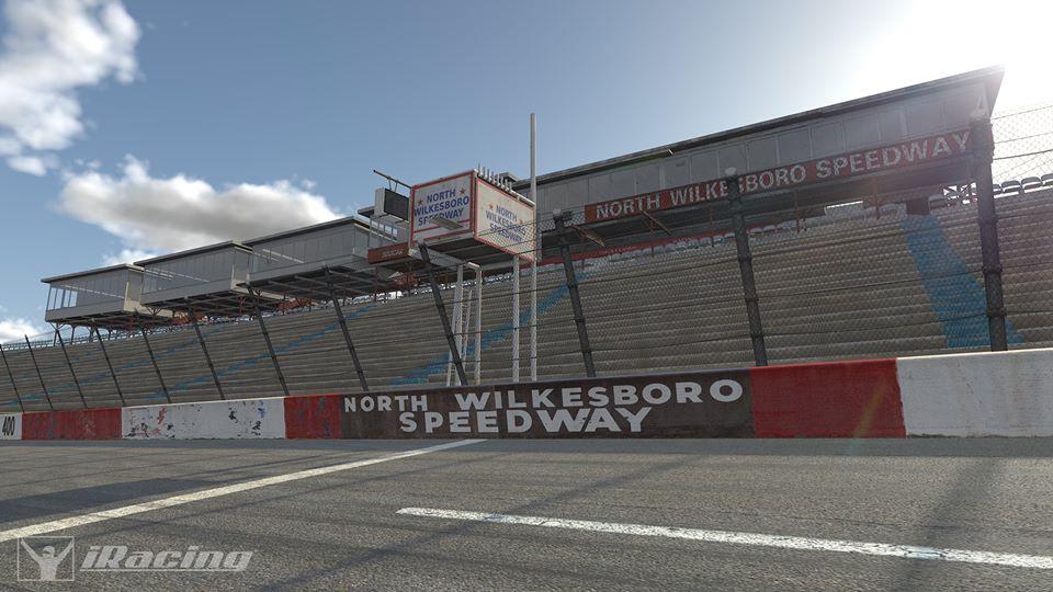 North Wilkesboro Speedway - iRacing