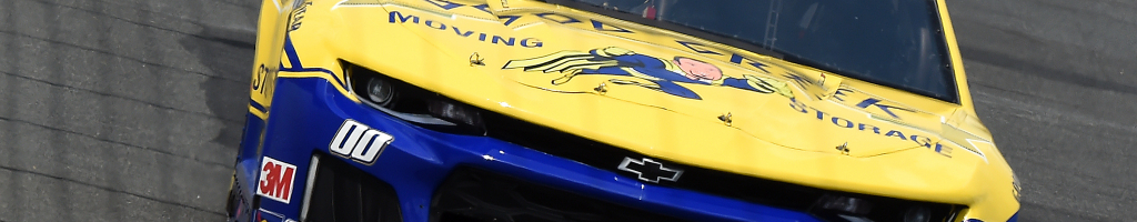 Quin Houff to get a talking to from NASCAR after pit lane accident (Video)