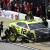 Ryan Blaney - NASCAR Pit Stop - Darlington Raceway