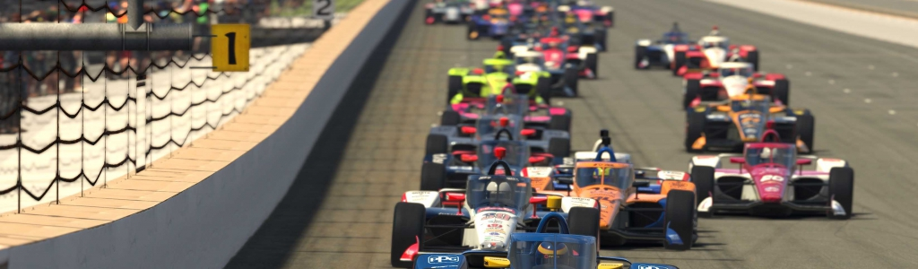 INDYCAR iRacing Results: May 2, 2020 – Indianapolis Motor Speedway (VIDEO)