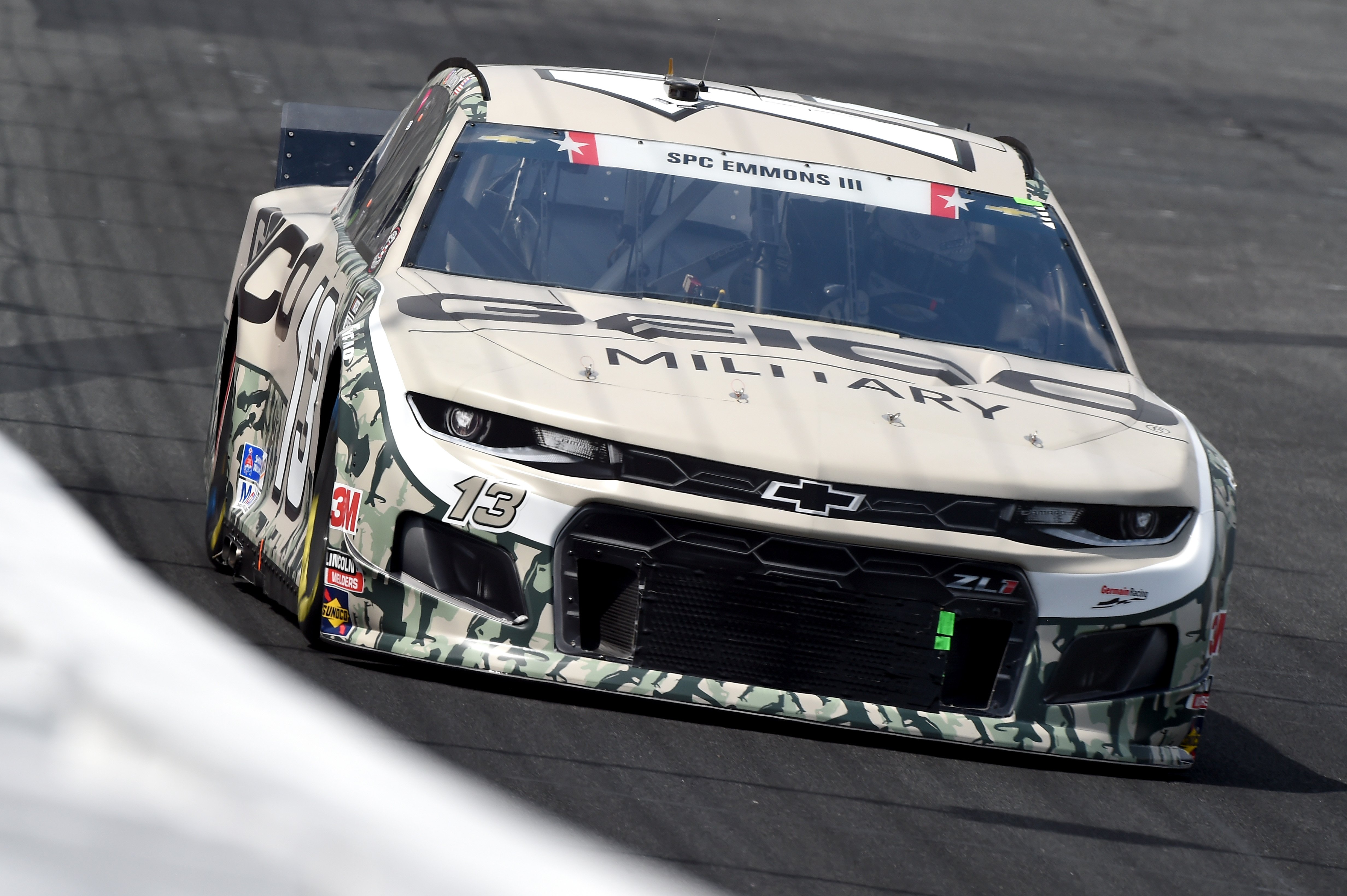 Ty Dillon at Charlotte Motor Speedway - Coca-Cola 600 - NASCAR Cup Series