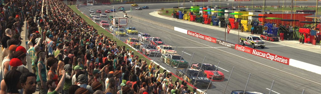 North Wilkesboro Results: May 9, 2020 – (eNASCAR Pro Series)