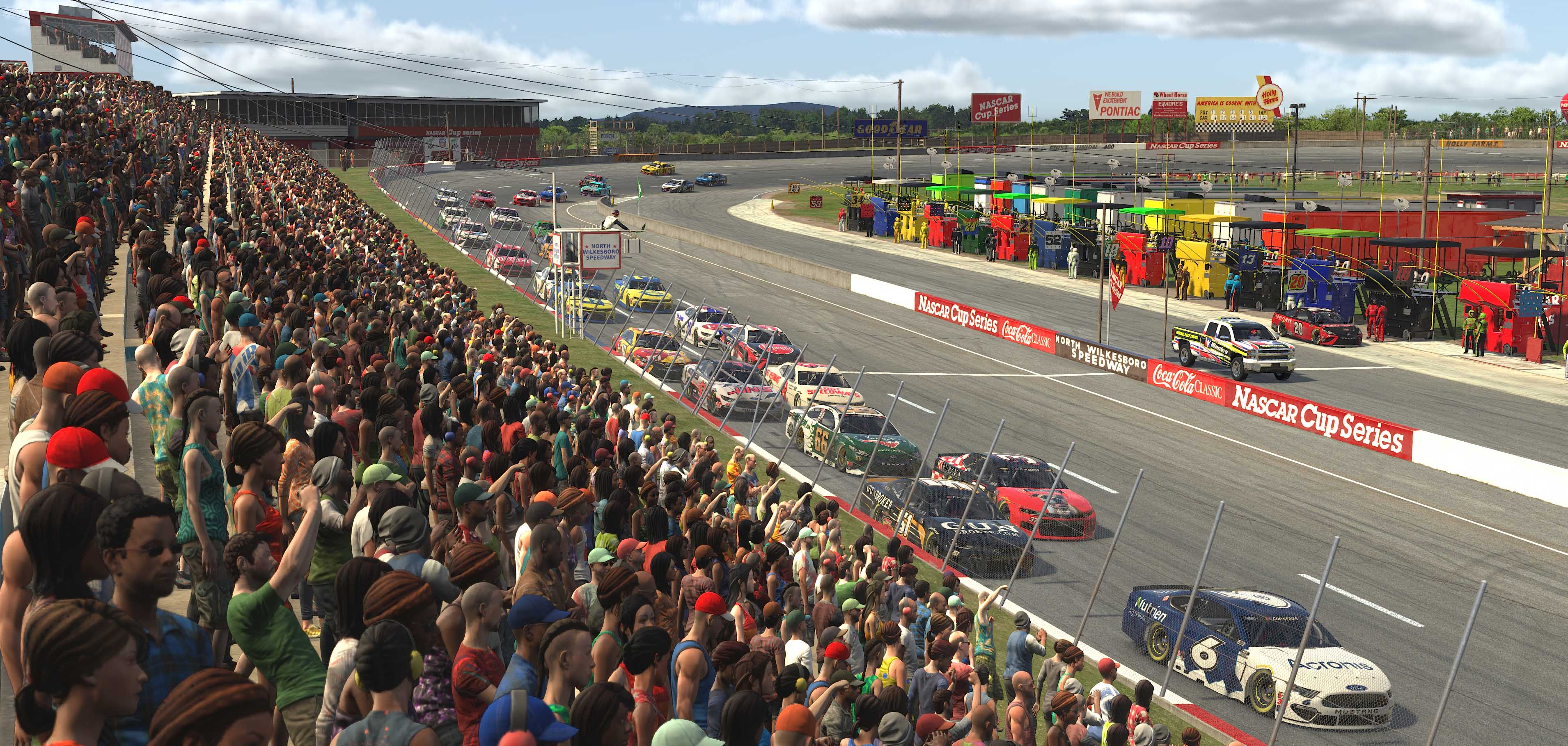 eNASCAR Pro Invitational Series - North Wilkesboro Speedway