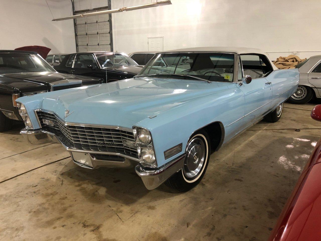 1967 Cadillac Convertible