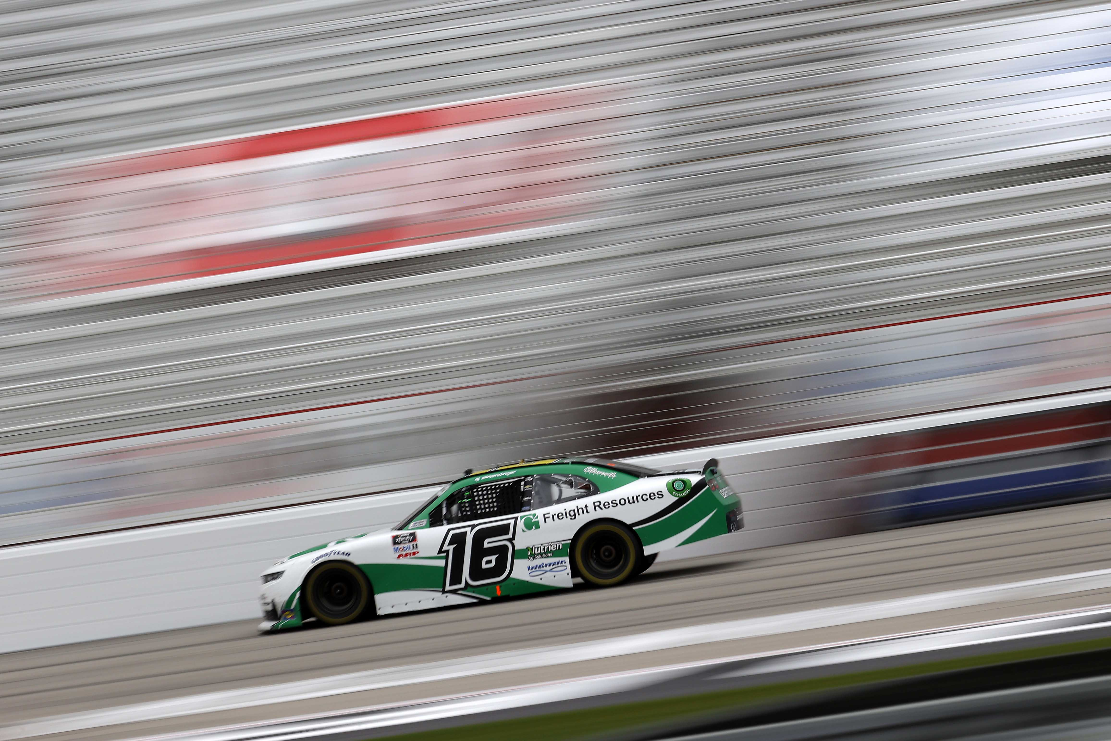 AJ Allmendinger at Atlanta Motor Speedway - NASCAR Xfinity Series