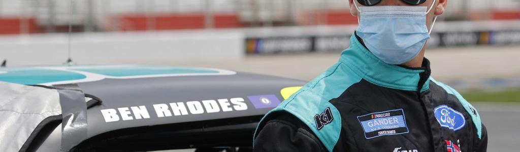 Ben Rhodes vs Christian Eckes: Confrontation after Texas NASCAR race (Video)