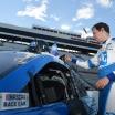Brad Keselowski at Martinsville Speedway - NASCAR Cup Series driver