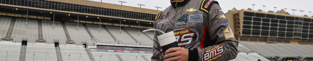 NASCAR driver Brandon Brown has released a crew member following 'blatant racism'