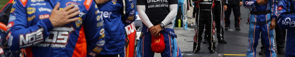 Bubba Wallace: Scary moment as NASCAR driver passed out on tv, twice (Video)