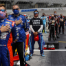 Bubba Wallace - I Can't Breathe - Black Lives Matter shirt worn by NASCAR driver