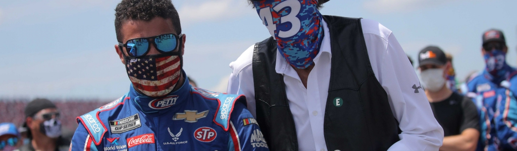 Bubba Wallace insists he didn't call every NASCAR fan racist