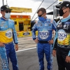 Clint Bowyer, Rodney Childers and Kevin Harvick - NASCAR