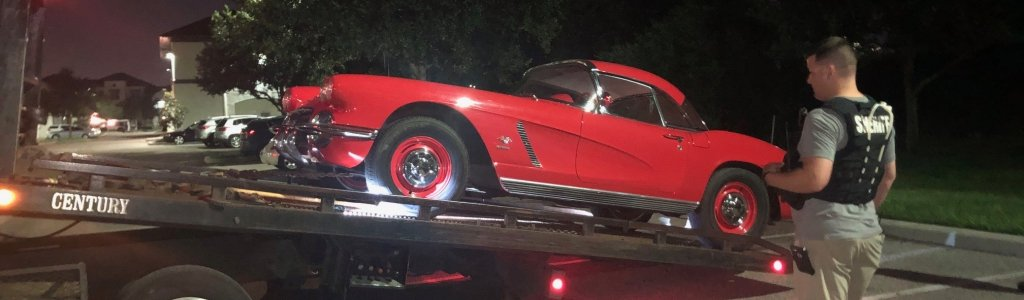 19 collector cars stolen; Many recovered after viral social media posts