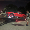 Collector cars stolen and recovered - 1962 Corvette