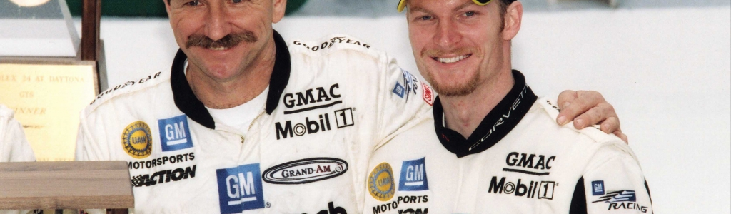 Dale Earnhardt Jr recalls the 'most important moment' with his father