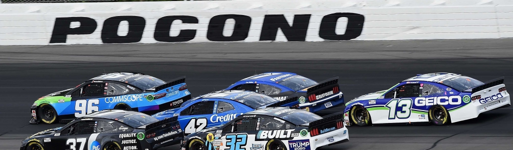 Pocono Starting Lineup: June 28, 2020 (NASCAR Cup Series)