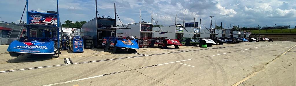 Eldora Speedway Results: June 4, 2020 (Dirt Late Model Stream)
