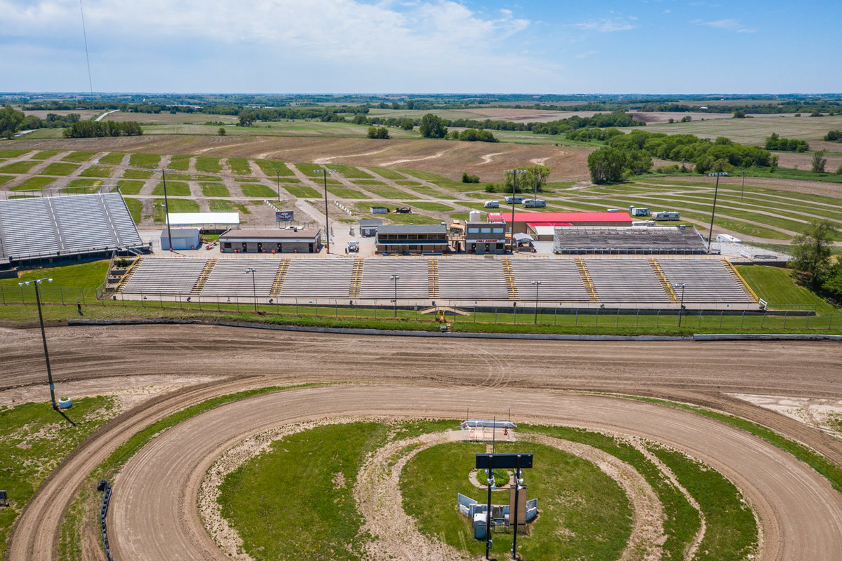Eagle Raceway - Ne dirt track