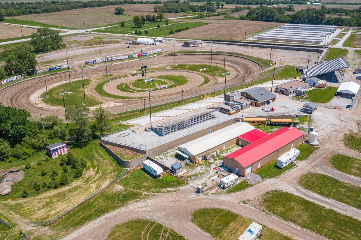 Eagle Raceway - Nebraska dirt track