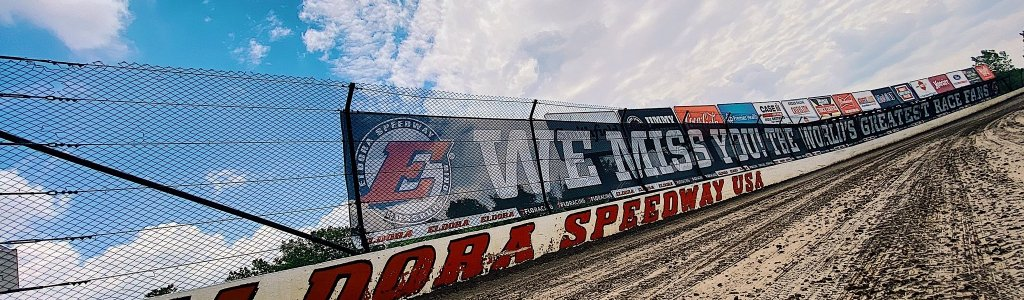 Eldora Speedway Results: June 6, 2020 (Dirt Late Model Stream)