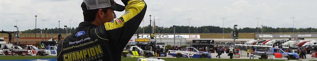 Grant Enfinger signs will new NASCAR team for 2022